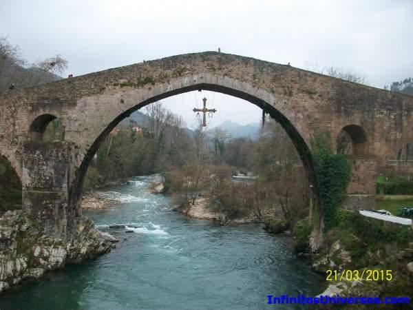puente de cangas de onís que ver en cangas de onís