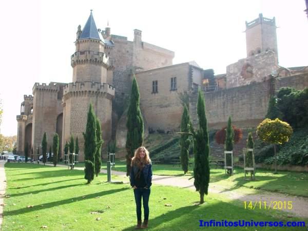 Visita al Palacio Real de Olite
