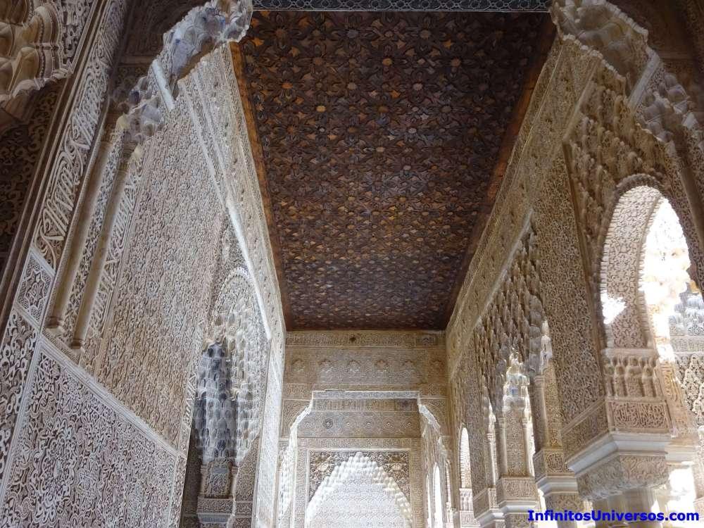 Palacios Nazaríes - Alhambra de Granada
