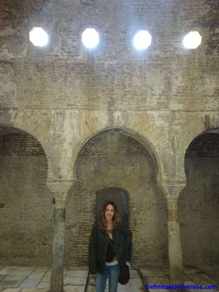 Granada - Que ver en Granada bañuelo