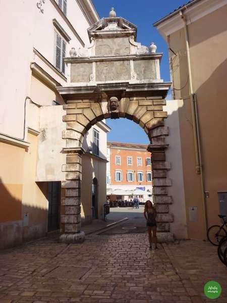Arco de Balbi rovinj