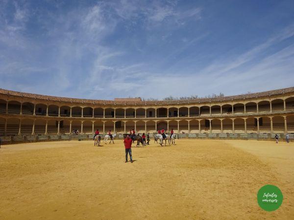 Plaza de Toros - Que ver en Ronda