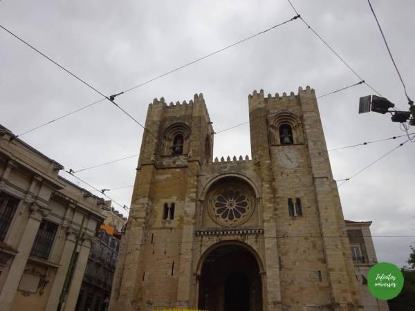 Catedral de Lisboa Que ver en Lisboa