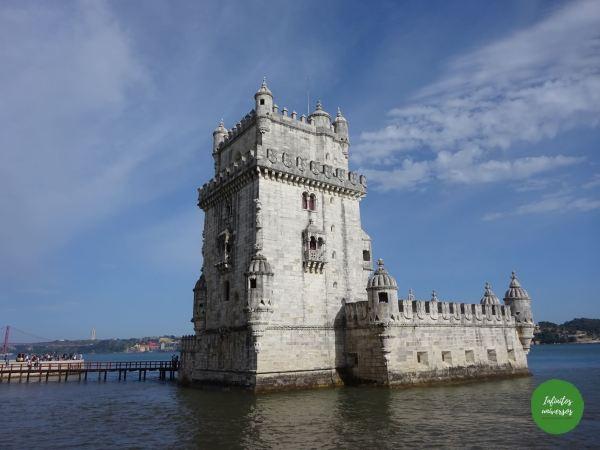 Torre de Belem - Europa en verano