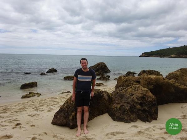 Playa lisboa