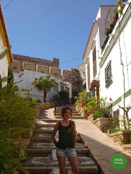 Salobreña, uno de los pueblos más bonitos de Granada
