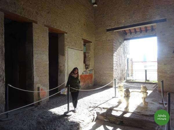 Visita al Parque Arqueológico