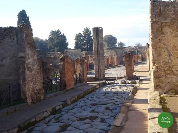 Visita al Parque Arqueológico de Pompeya por libre: consejos e información
