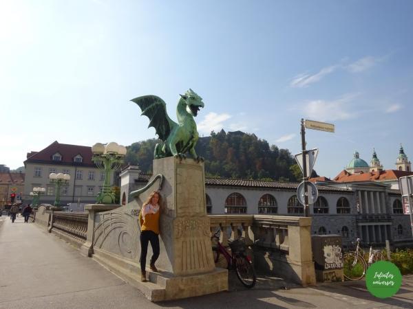Ljubljana Liubliana que ver en eslovenia