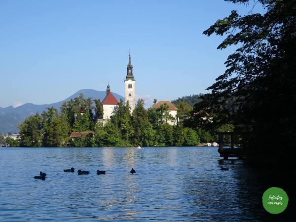 Lago Bled Eslovenia en una semana