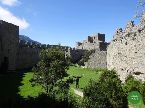 Castillo de Puilaurens