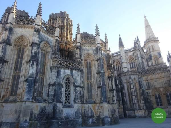 Monasterio de Batalha Monasterios de Batalha y Alcobaça