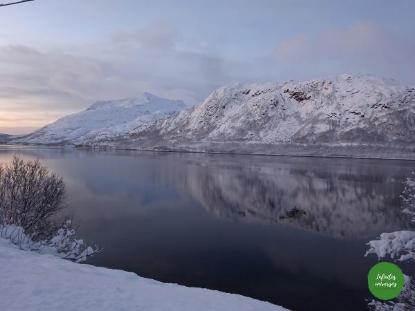 Laponia Viaje a la Laponia noruega en una semana: visitas, mapa y consejos
