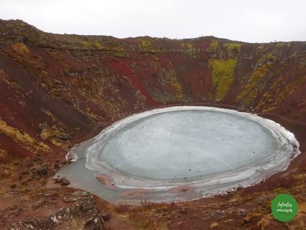 Cráter Kerið