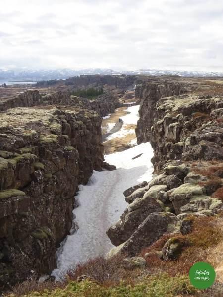 Langistigur - islandia
