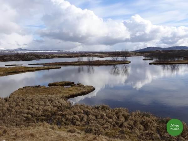 Lago Thingvallavatn -