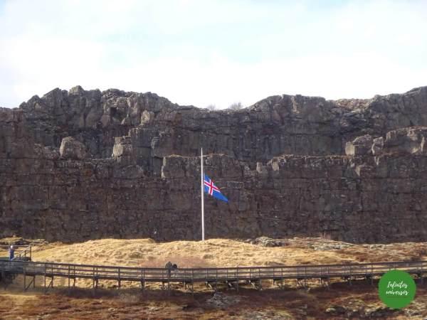 Lögberg - Círculo Dorado - Círculo Dorado de Islandia langistigur