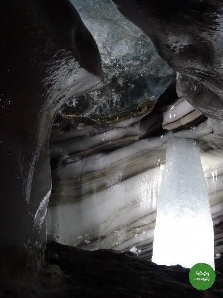 Cueva de hielo