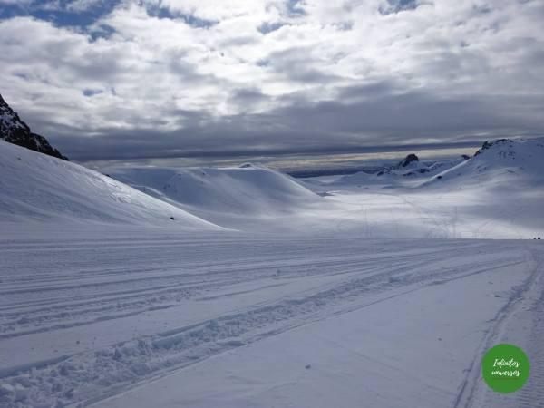Glaciar Langjökull Círculo Dorado de Islandia