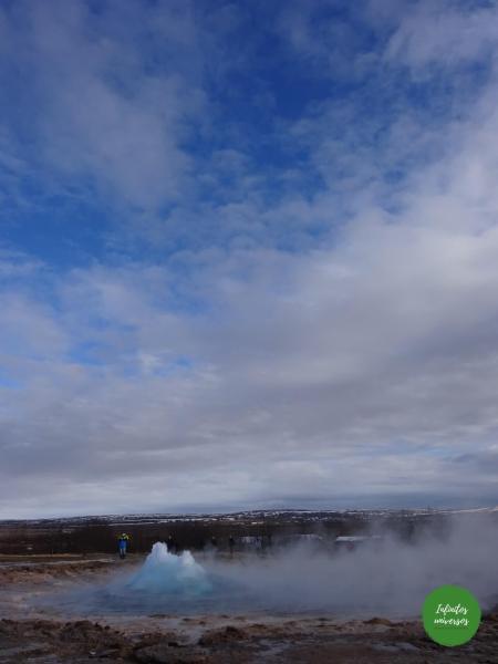 Strokkur - Círculo Dorado - Círculo Dorado de Islandia