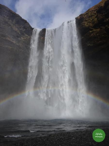 Skogafoss- Islandia  - Qué ver en Islandia