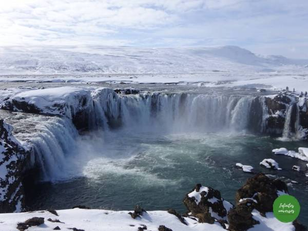 Ruta por las Cascadas del norte de Islandia: Godafoss, Dettifoss, Selfoss y Hafragilsfoss