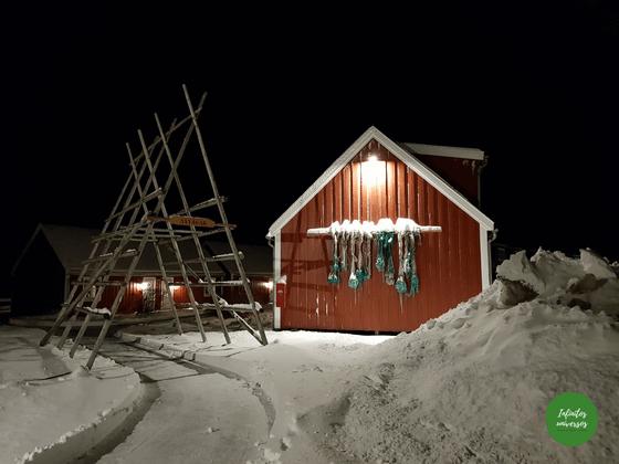 Rorbuer  - Islas Lofoten noruega