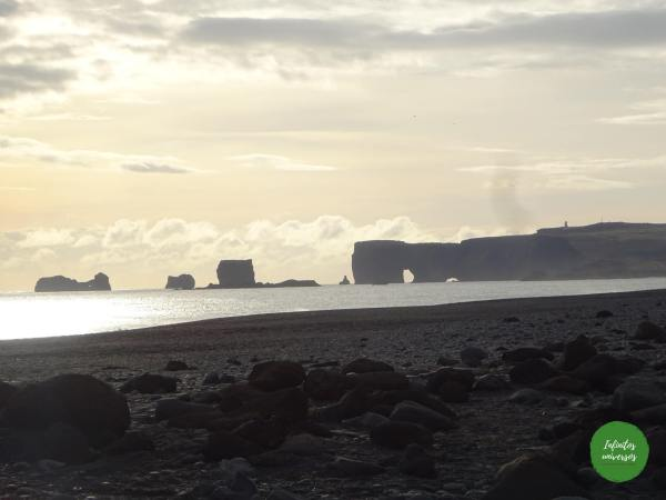 Arco de Dyrhólaey - Islandia en 10 días
