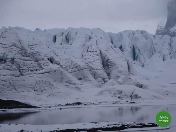 Skaftatelsjökull (Skaftatell y Svartifoss)