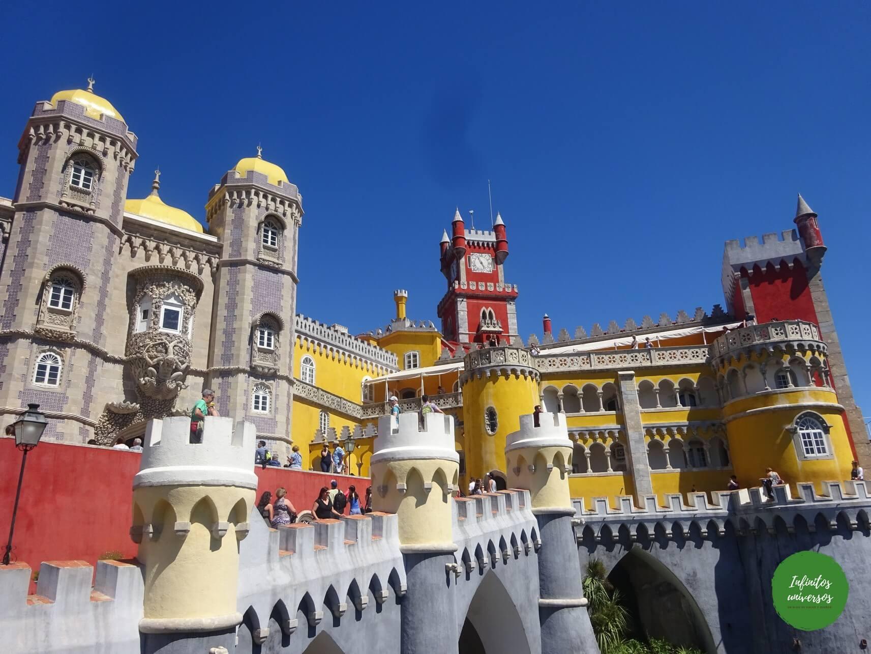 que ver en sintra en un dia - Europa en verano sintra portugal que ver en portugal