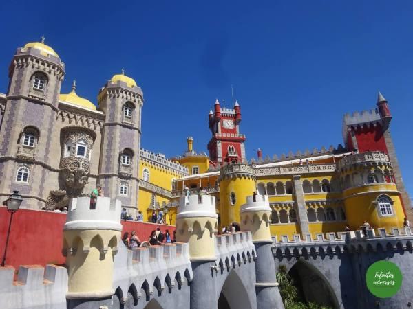 Sintra en un dia viajes portugal