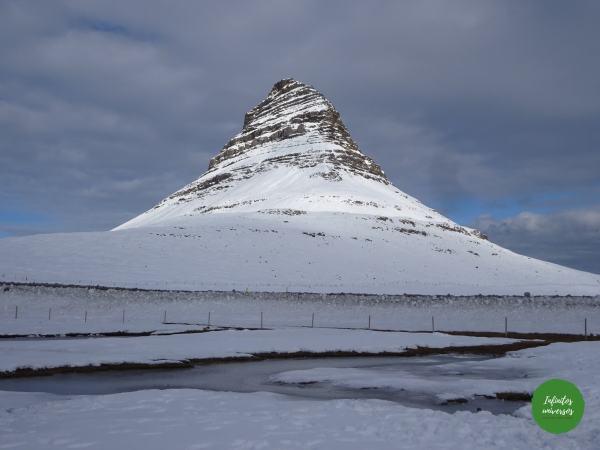 Kirkjufell - Excursiones desde Reikiavik
