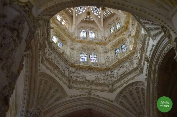 Cinborrio de la Catedral de Burgos  - Qué ver en Burgos en un día