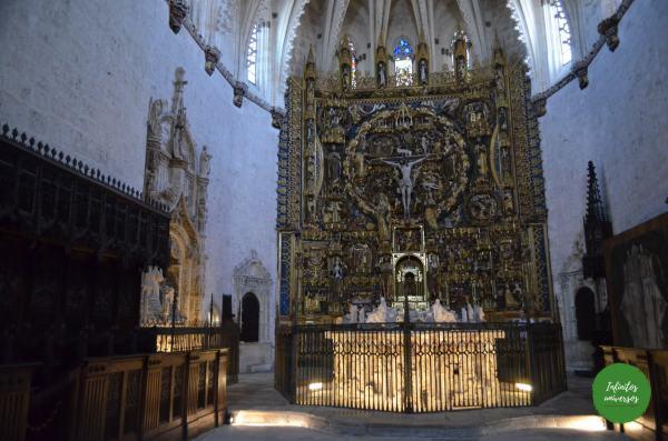 Cartuja de Miraflores  - Qué ver en Burgos en un día  que hacer en burgos