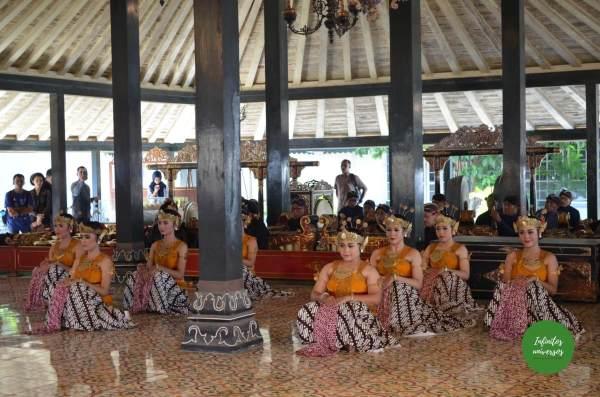 Danza javanesa que ver Yogyakarta