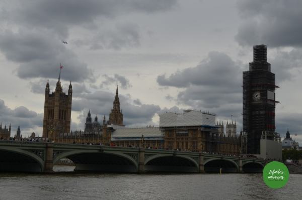 Westminster Palace y Big Ben
