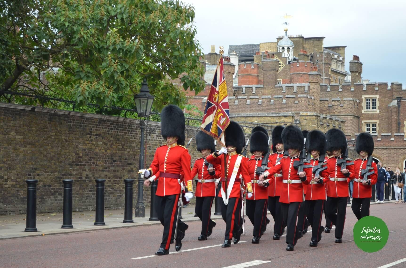 10 visitas imprescindibles en Londres, información práctica y consejos