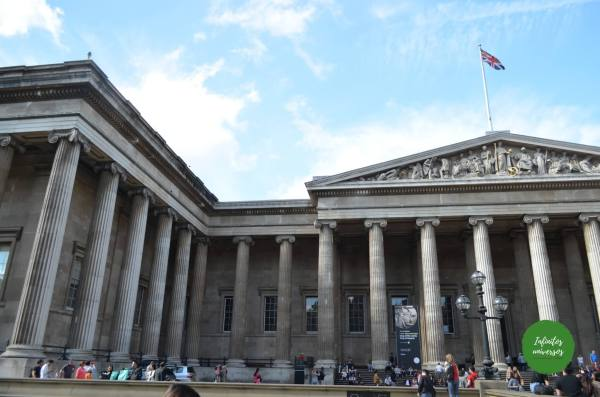 British Museum Londres en 4 días