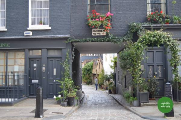 Warren Mews - Que ver en Londres