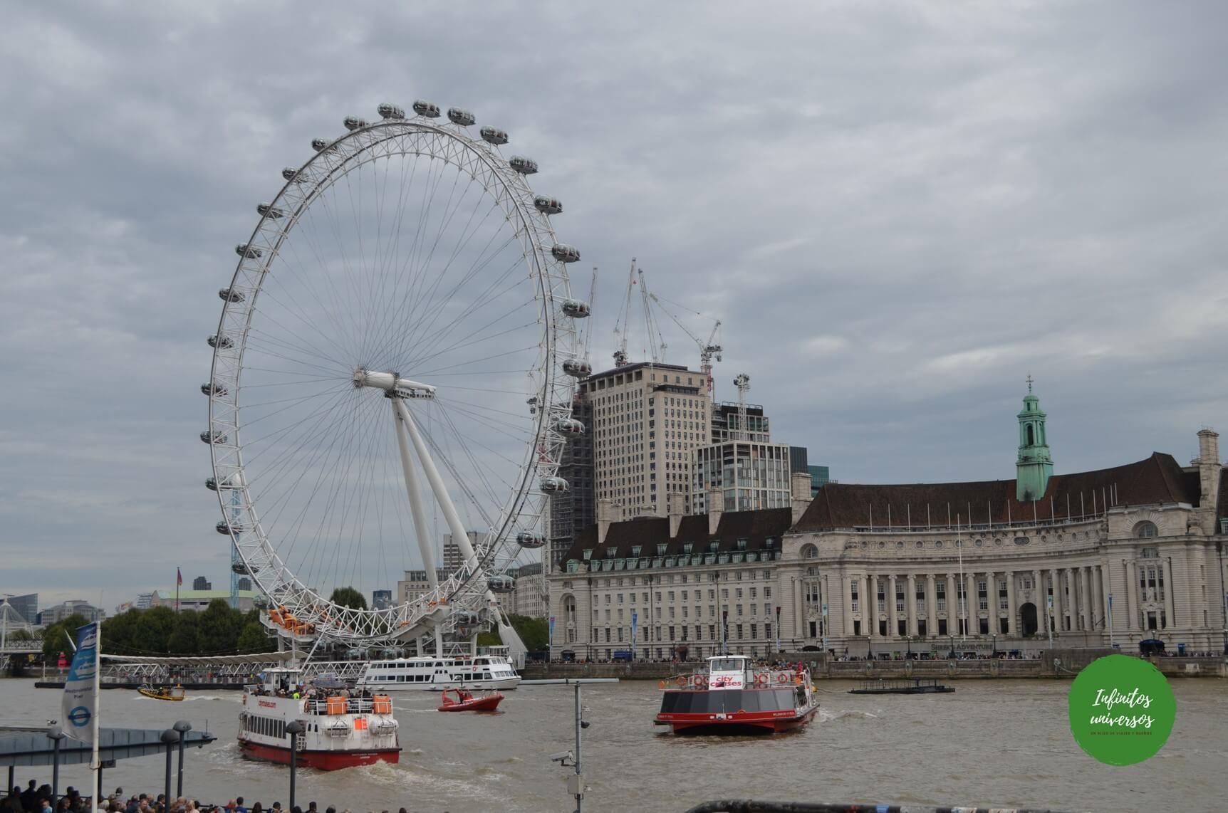 londres - Que hacer en Londres - Europa en verano