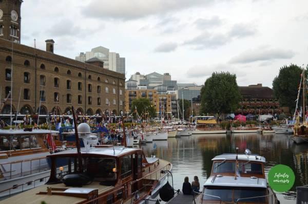 St. Katharine Docks que ver en Londres en 4 días