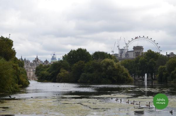 St. Jame´s Park Londres en 4 días