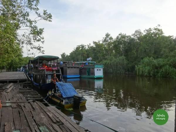 Embarcadero Tanjung Harapan
