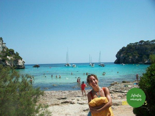 - Las mejores playas y calas de Menorca