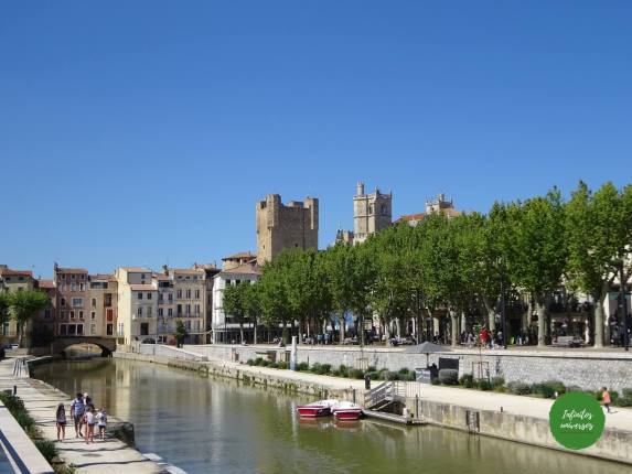 Puente de los Mercaderes en Narbona