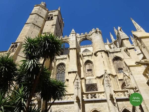Catedral de Narbona que ver en Narbona vuelos imprescindibles en Narbona