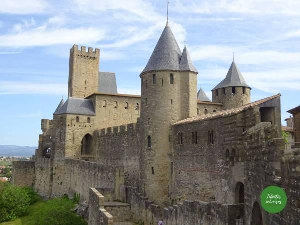 Qué ver y hacer en Carcassonne, la ciudad amurallada del sur de Francia