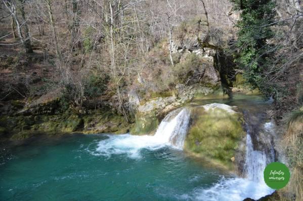 Excursión al nacedero del Urederra, el paraíso turquesa de Navarra