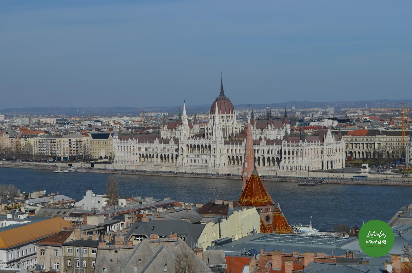 que ver en budapest Imprescindibles en Budapest - Europa en verano