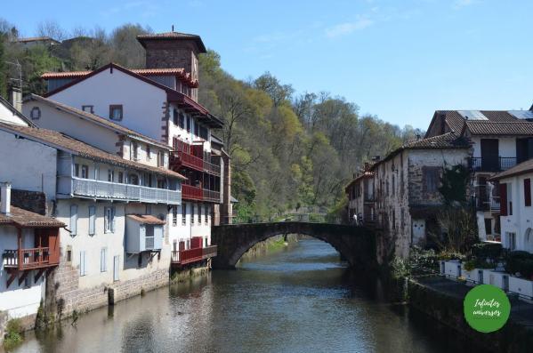 Qué ver en San Juan Pie de Puerto, uno de los pueblos más bonitos de Francia